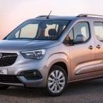 Opel-Vauxhall Combo 2018
