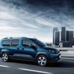 Peugeot Rifter Grupo PSA