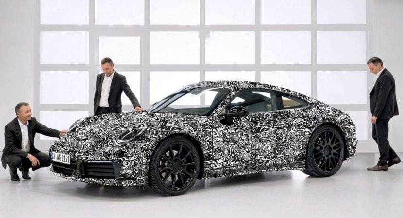 Porsche 911 (996) 2019