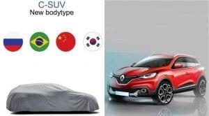 Renault Proyecto Kadjar Mercosur