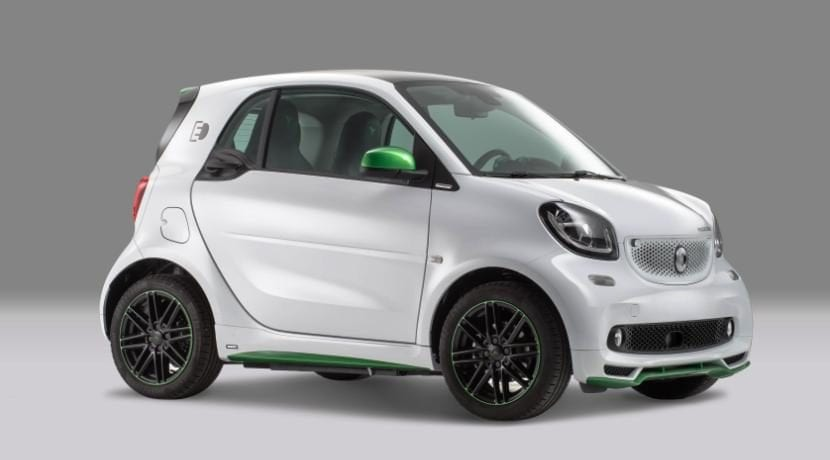 Smart Ushuaïa ED Limited Edition