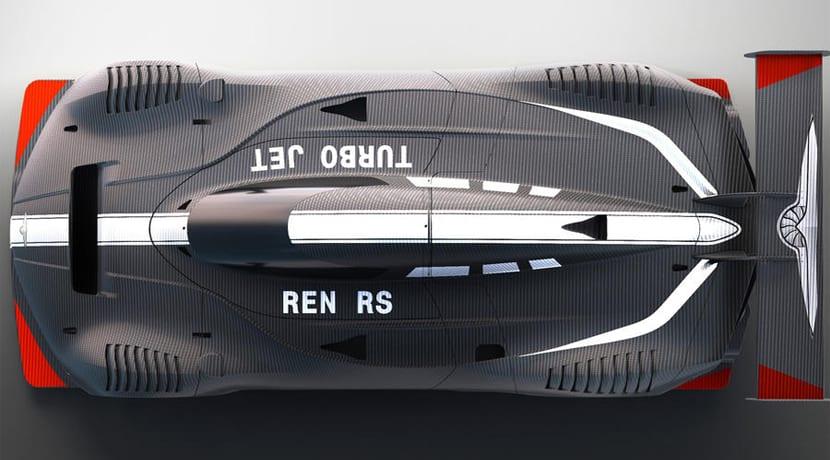 Techrules Ren R.S.