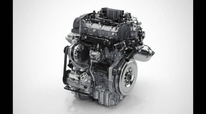 Volvo motor 1.5 Turbo