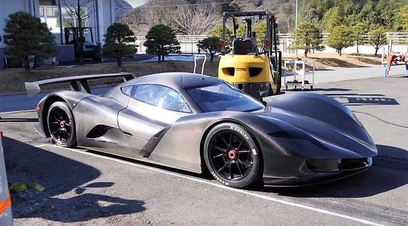 Aspark's Owl aceleración mayor que el Tesla Roadster