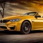 BMW M4 Cabrio Jahre