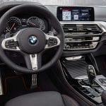 Interior del BMW X4