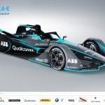 Frontal de la Segunda generación de coches Fórmula E