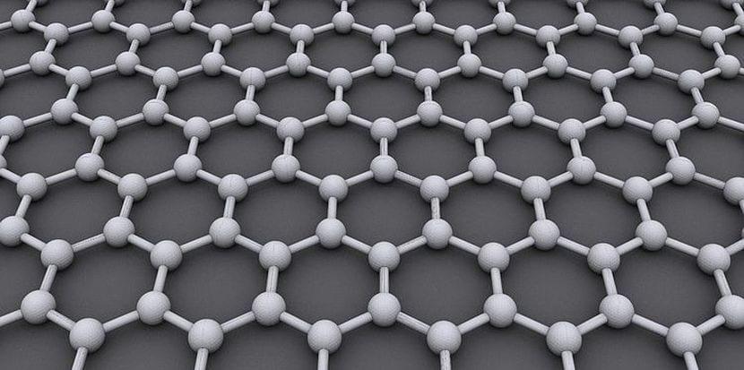Estructura molecular del grafeno