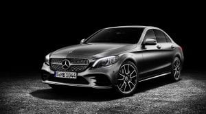 Restyling del Mercedes Clase C