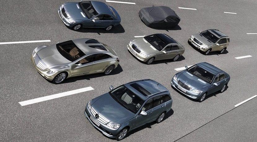 No se conocen los modelos afectados por el software para manipular emisiones de Mercedes dieselgate