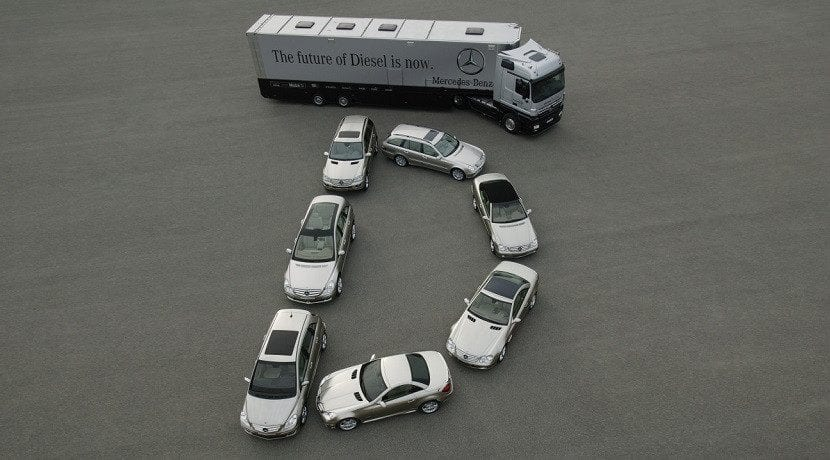 software Mercedes para manipular emisiones dieselgate