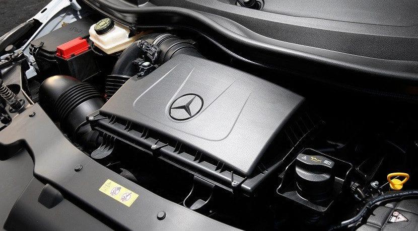 Motores afectados por el software de Mercedes para manipular emisiones dieselgate