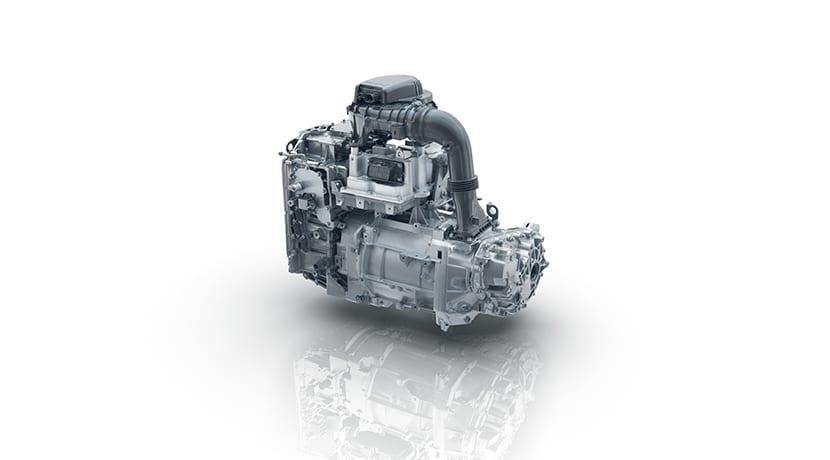 Motor del Renault Zoe R110