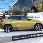 Prueba BMW X2 exteriores