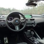 Prueba BMW X2 interiores