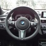 Prueba BMW X2 volante