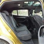 Prueba BMW X2 plazas traseras