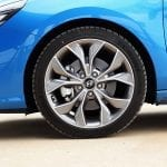 Prueba Hyundai i30 Fastback llantas