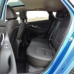 Prueba Hyundai i30 Fastback plazas traseras