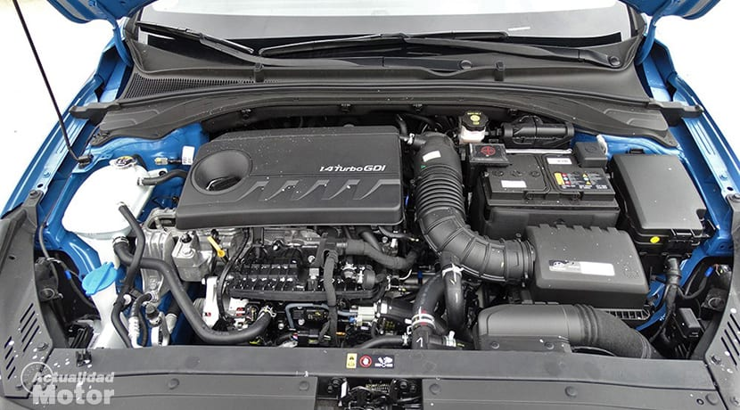 Prueba Hyundai i30 Fastback 1.4 T-GDI 140