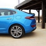 Prueba Hyundai i30 Fastback silueta