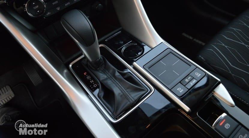 Prueba Mitsubishi Eclipse Cross