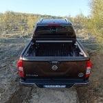Prueba Nissan Navara NP300 caja