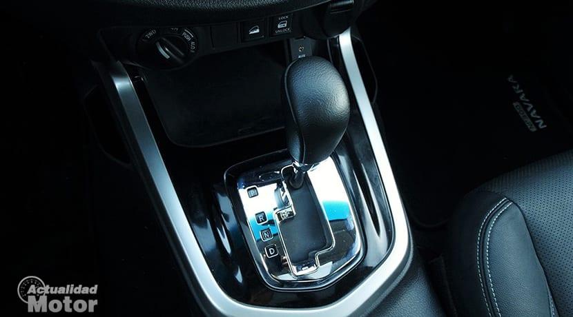 Prueba Nissan Navara NP300 cambio automático