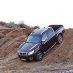 Prueba Nissan Navara NP300 exteriores