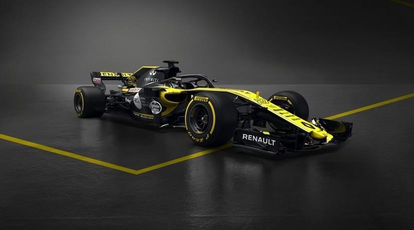 Renault RS18 portada