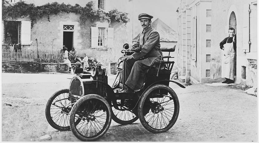 Renault Tipo A 1898