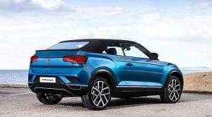 Render del Volkswagen T-Roc Cabrio