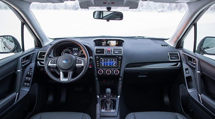 El Subaru Forester Se Actualiza En Este Inicio De 2018