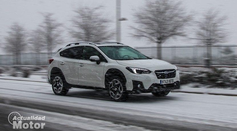 Prueba del Subaru XV 2018