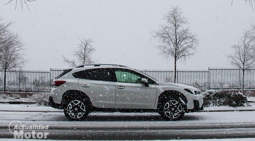Lateral del Subaru XV 2018