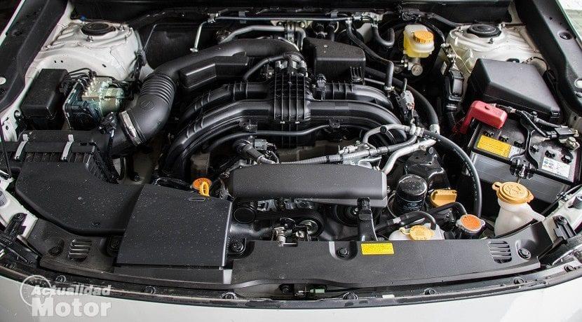 Motor del Subaru XV 2018