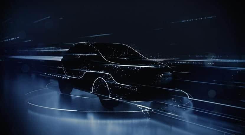 Teaser Hyundai Kona eléctrico