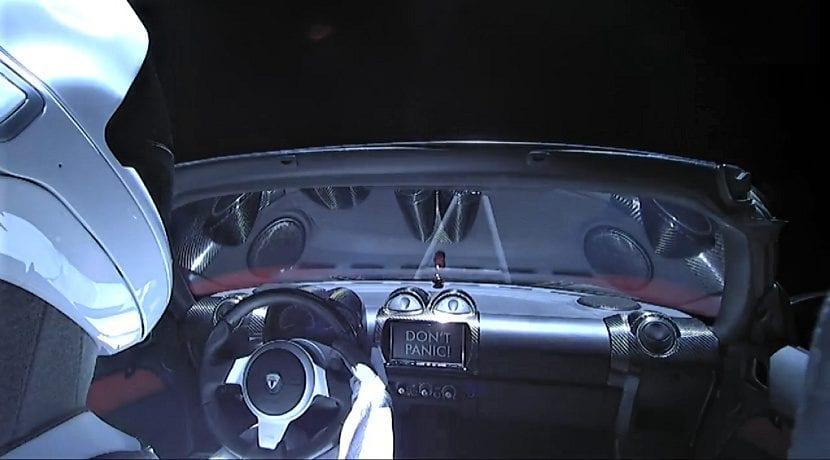 Secretos del Tesla Roadster del espacio