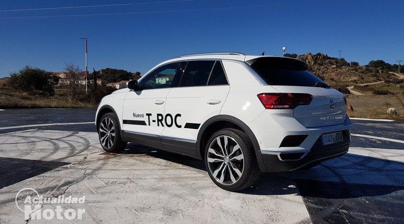 Toma de contacto del Volkswagen T-Roc