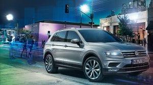 Volkswagen Tiguan Tech&Go