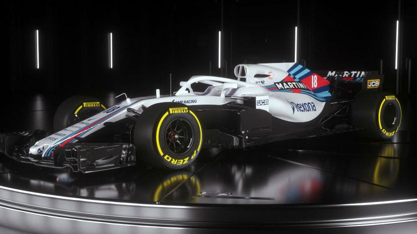 Williams WF41