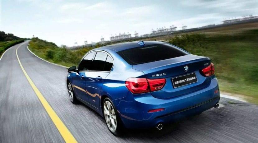 BMW Serie 1 Sedán China