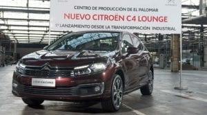 Citroën C4 Lounge