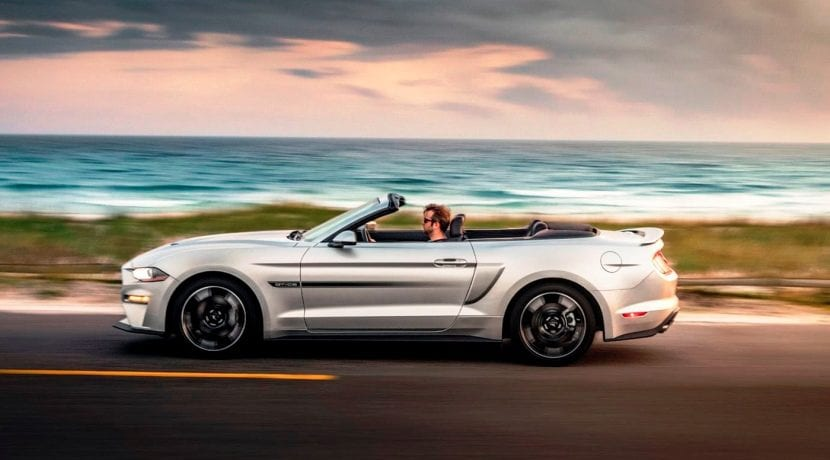Ford Mustang California