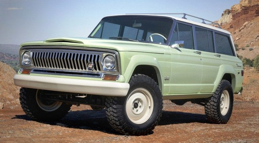 Jeep Wagoneer Roadtrip