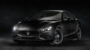 Maserati Nerissimo Ginebra 2018