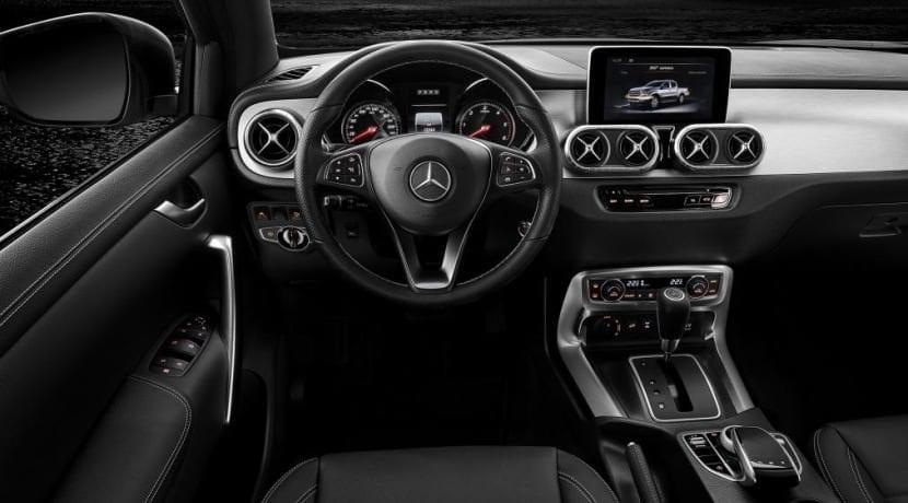 Mercedes-Benz Clase X 350d V6