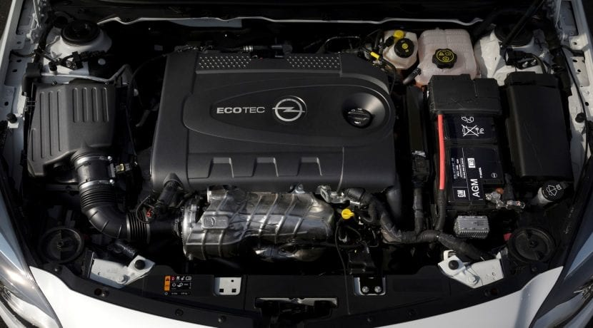 Opel Astra mecánicas diésel EcoTec