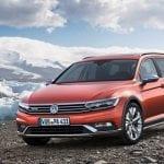 Volkswagen Passat Alltrack Ficha