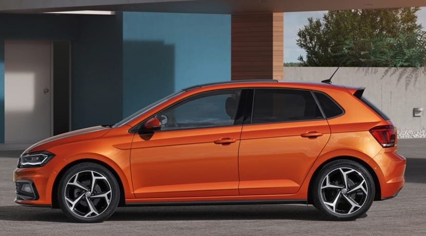 Volkswagen Polo Ficha